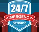 24/7 emergency hvac service