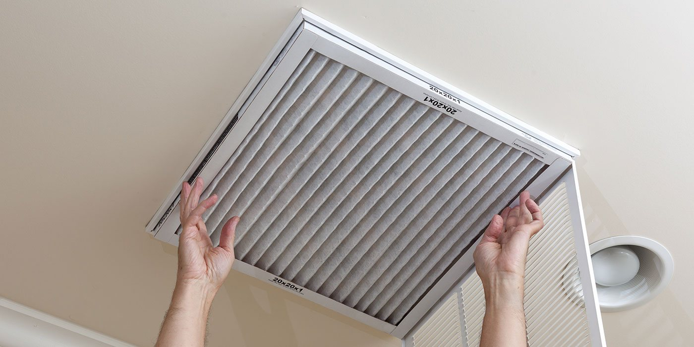 Cleaner Air Changing Your Filters And Duct Cleaning